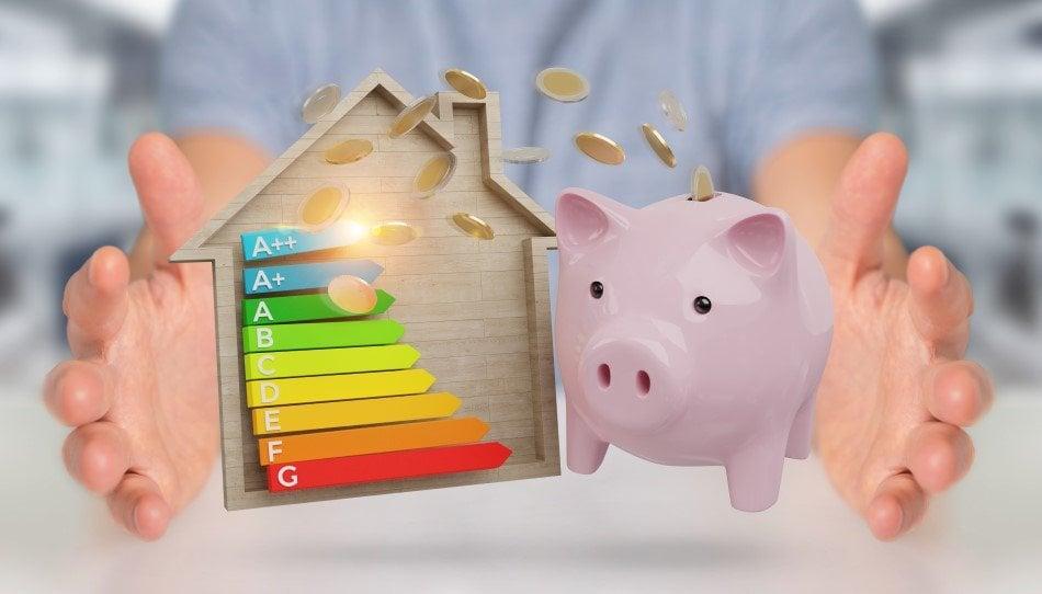 Skru ned for energien og spar mange penge hvert år